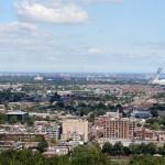 Montréal vue du Mont Royal